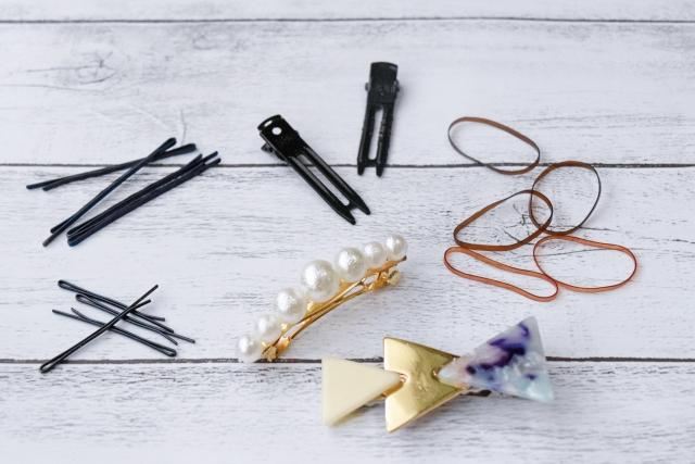 ワンランクアップのお洒落なヘアアイテム集!おすすめの小物を紹介