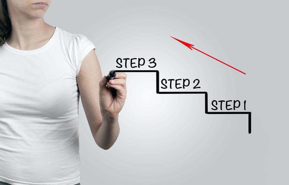彼氏ができない女子必見!恋愛成就の為の5つの基本ステップとは?