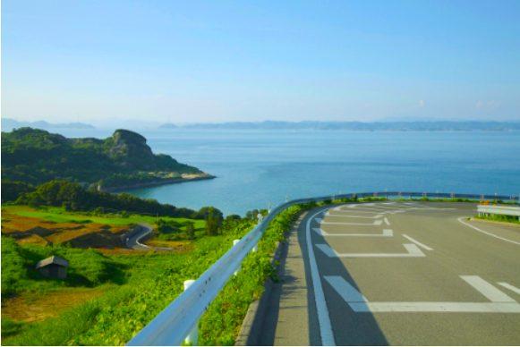 岡山県の瀬戸内海で絶景を感じる!宇野港からすぐ行ける「豊島」は最高の穴場デートスポット