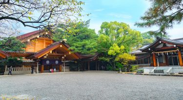 名古屋屈指のパワースポット!熱田区エリアで1日楽しめるデートプランを紹介!