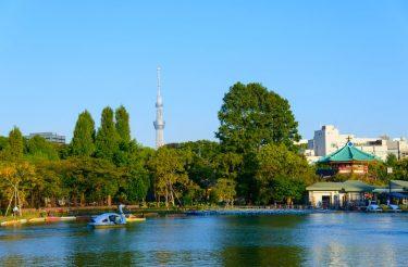 東京・上野近郊から江戸の跡地を巡るデートコースを紹介!歴史好きカップル必見!